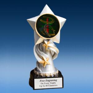 Horse Shoe Encore Resin Award