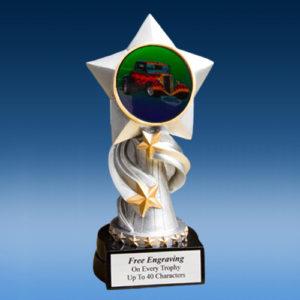 Hot Rod Encore Resin Award