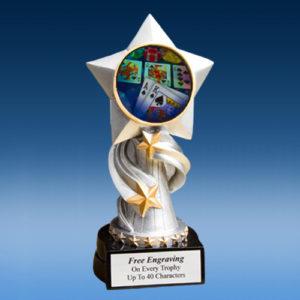 Poker Encore Resin Award