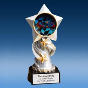 Racing Encore Resin Award