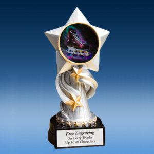 Rollerblading Encore Resin Award