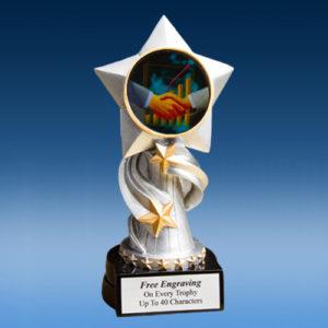 Sales Encore Resin Award
