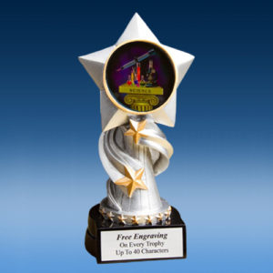 Science Encore Resin Award