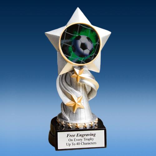 Soccer 1 Encore Resin Award