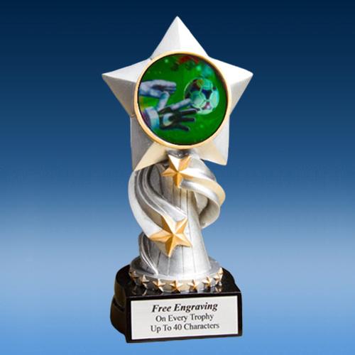 Soccer 3 Encore Resin Award