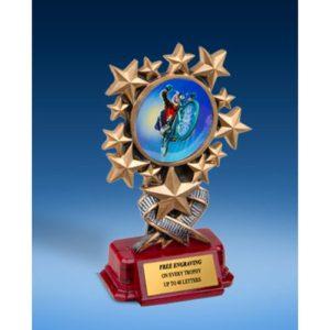 BMX Resin Starburst Award