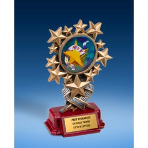 MVP Resin Starburst Award