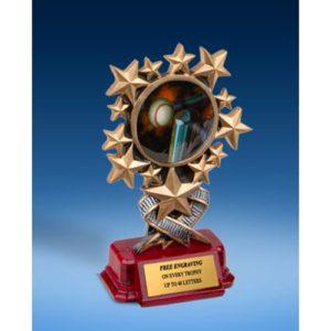 T-Ball Resin Starburst Award