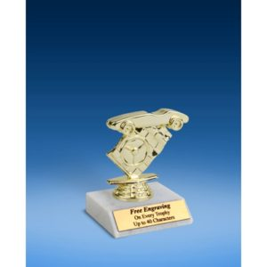 Derby Sport Figure Trophy 6""