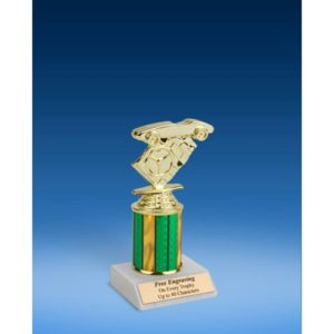 Derby Sport Figure Trophy 8""
