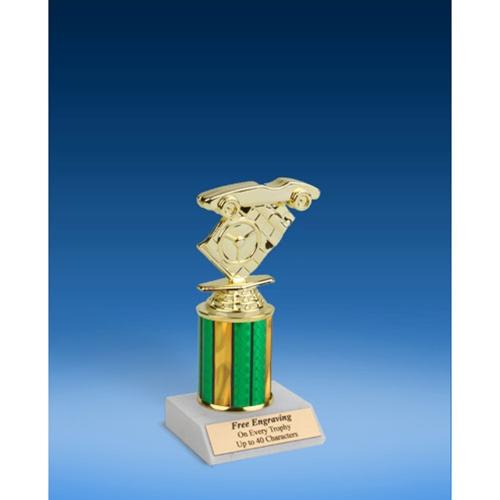 """Derby Sport Figure Trophy 8"""""""