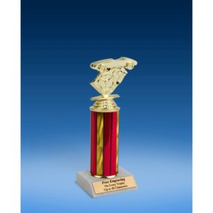 Derby Sport Figure Trophy 10""