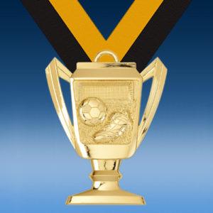 Soccer Trophy Medal-0
