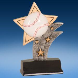 Baseball Sport Star Resin