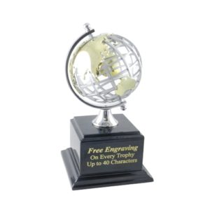 Silver and Gold Globe Award