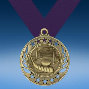 Hockey Galaxy Medal-0