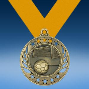 Soccer Galaxy Medal-0