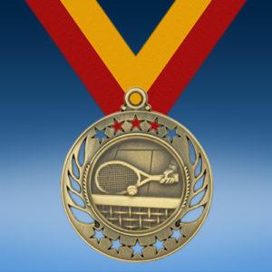 Tennis Galaxy Medal-0