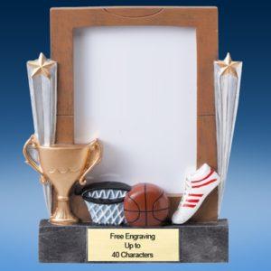 Basketball Sport Photo Frame