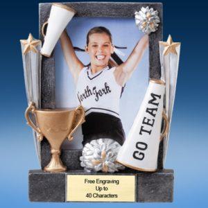 Cheerleading Sport Photo Frame