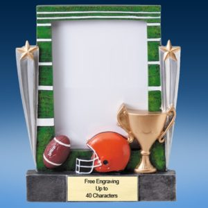 Football Sport Photo Frame