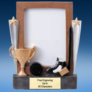 Hockey Sport Photo Frame