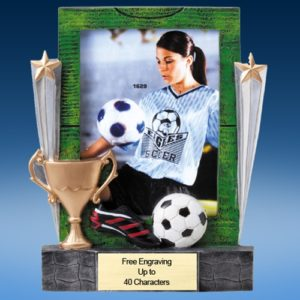Soccer Sport Photo Frame