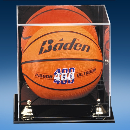 Basketball Mirrored Display Case