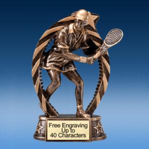 "Tennis Female Running Star 7.5"""