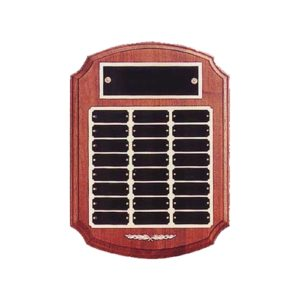 Gold Legacy Perpetual Plaque