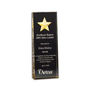 Constellation Star Tower Acrylic Award