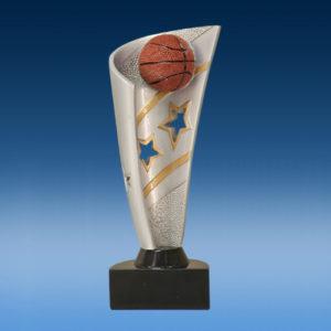 Basketball Banner Resin