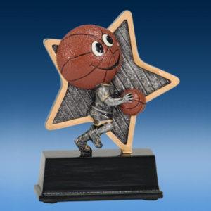 Basketball Lil Pal Resin