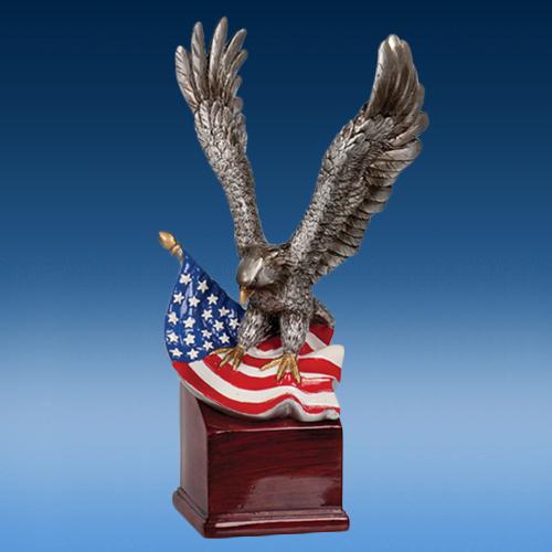 """Eagle on Flag 10"""""""