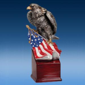 """Eagle Flag 8.75"""""""