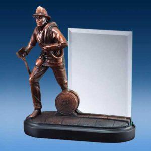 Fireman Hero Glass-0