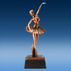 Ballerina Resin