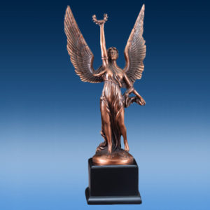 Winged Victory Resin