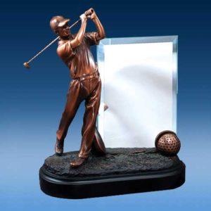 Golf Male Sport Glass-0