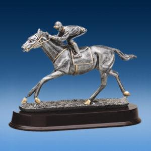 Sulke Racing Horse