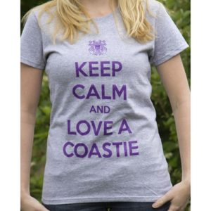 Keep Calm Coast Guard T-Shirt