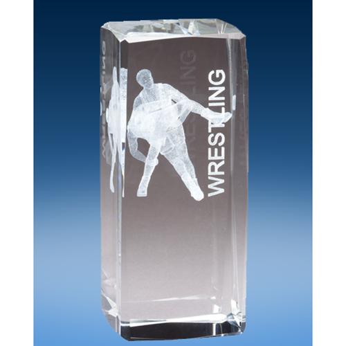Wrestling Crystal League Award
