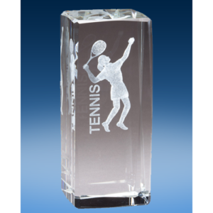 Tennis Female Crystal League Award