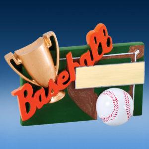 Baseball Winners Cup Resin
