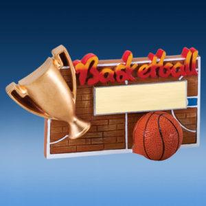 Basketball Winners Cup Resin