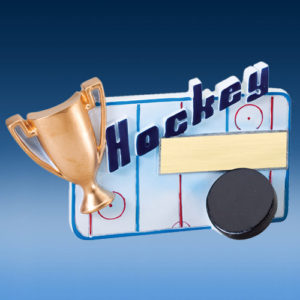 Hockey Winners Cup Resin