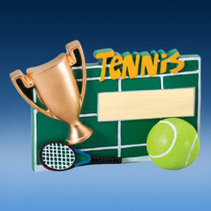 Tennis Winners Cup Resin