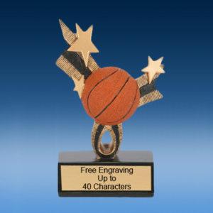 Basketball Top Star Award