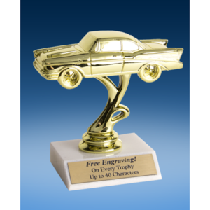 "Classic Car Sport Figure Trophy 6"""