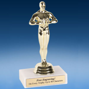 "Achievement Econoline Trophy 6""-0"